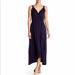 Spense Tassel Bodice Maxi Dress